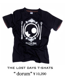 THE LOST DAYS T-SHATS dorum
